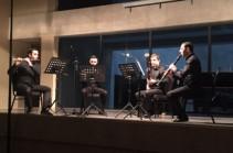 Հայ կոմպոզիտորական արվեստի փառատոնը ներկայացնում է հայկական երաժշտարվեստի ամբողջ երանգապնակը