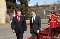 Հայ-վրացական հարաբերություններում թևակոխել ենք համագործակցության նոր փուլ. Հայաստանի վարչապետ