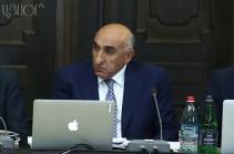 Давид Локян доложил президенту Армении о стартовавших в областях инвестиционных программах