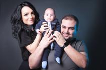 Որդիս Հայաստանում կմկրտվի՝ Էջմիածնում, որտեղ այդ նույն տարիքում մկրտվել է իր հայրը. Արևիկ Ալավերդյան