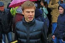 Ուկրաինայում առևանգվել են պատգամավոր Ալեքսեյ Գոնչարենկոյին
