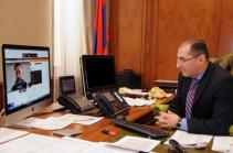 Վարդան Արամյանը հարցազրույց է տվել emerging- europe.com-ին