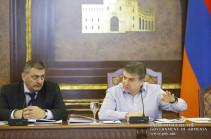 Վարչապետը նախարարների հետ քննարկել է կառավարության ծրագրի կատարման ընթացքը