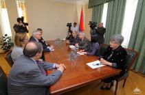 Депутаты Федерального парламента Бельгии и Окружного парламента Брюсселя побывали в парламенте Республики Арцах