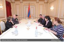 Галуст Саакян: Мы изучаем замечания и оценки наблюдательных миссий и пытаемся реализовать предложения
