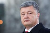 Պորոշենկո. Վորոնենկովի սպանության մեղավորը Ռուսաստանն է