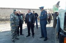 Взрыв на кислородной станции в селе Нор Гехи. Есть погибший