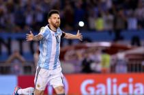 Аргентина минимально победила Чили в квалификации ЧМ-2018 благодаря голу Месси