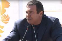 Гагик Царукян: Разве я говорил, что сформирую коалицию с властью?