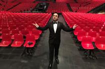 Ադամ Բարրոն Ֆրանսիայում կայանալիք հայկական մրցանակաբաշխությանը կկատարի Կոմիտաս և Կաչչինի