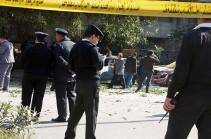 Взрыв прогремел в Египте, есть жертва