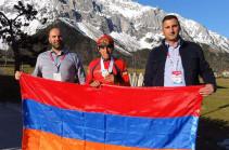 Սիփան Ծաղկյանը դարձել է հատուկ օլիմպիադաների աշխարհի ձմեռային խաղերի արծաթե մեդալակիր
