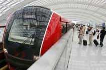 В Пекине появится первая линия метро с поездами без машинистов