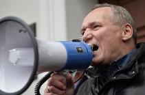 Բելառուսում ձերբակալել են ընդդիմության առաջնորդ Վլադիմիր Նեկլյաևին