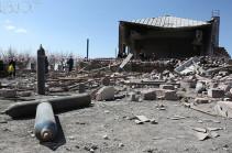 Նոր Գեղիում պայթած թթվածնային կայանին դրական եզրակացություն տված ՊՈԱԿ-ի ղեկավարի պարտականությունները դադարեցվել են