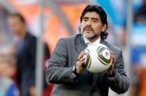 Марадона ушёл с должности посла ФИФА