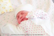 Մարտի 17-23-ը մայրաքաղաքում ծնվել է 357 երեխա