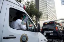 Делавшие селфи у самолета мексиканки остались без голов