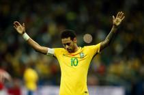 Բրազիլիայի հավաքականը խոշոր հաշվով հաղթեց Պարագվային