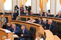 Տեղի է ունեցել Արցախի Հանրապետության Ազգային ժողովի հերթական լիագումար նիստը