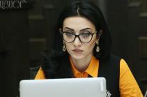 Արփինե Հովհաննիսյանը ներկայացրել է իրավապահ համակարգի աշխատակիցների խնդրի լուծմանն ուղղված օրենսդրական փոփոխությունը