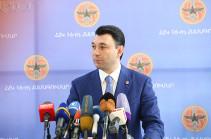 ՀՀԿ-ն և ՀՅԴ-ն քննարկում են ապագա համագործակցության հարցը. Շարմազանով