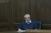 Իշխանությունն իր պոլիցայներով ոչնչացրեց ազատ մարդուն. Արամ Մանուկյան