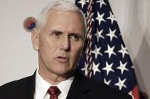 Пенс: США продолжат добиваться сохранения безъядерного статуса Корейского полуострова