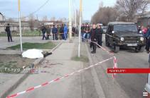 Ռուս զինծառայողին սպանելու կասկածանքով ձերբակալվածը զորացրվել էր բանակից հոգեկան խնդիրների պատճառով (Տեսանյութ)