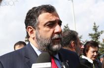Рубен Варданян: Только работая и добиваясь успехов армяне как народ могут преодолеть все трудности