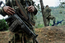 Կոլումբիայում գերի ընկած հայը կարողացել է խլել ապստամբների զենքն ու փախչել գերությունից