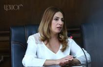Армения должна отозвать подписи под армяно-турецкими протоколами – Заруи Постанджян