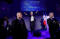 Լե Պենն ընտրություններում իր արդյունքը համարել է ֆրանսիացիների առաջին քայլը դեպի Ելիսեյան պալատ
