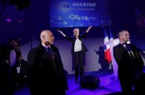 Ле Пен назвала свой результат на выборах первым шагом французов к Елисейскому дворцу