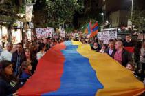 Армянская община Уругвая организовала серию мероприятий, посвященных 102-ой годовщине Геноцида армян