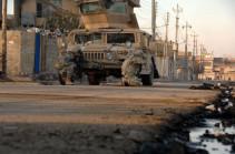 Իրաքցի զինվորականներն ԻՊ-ից ազատագրել են Մոսուլի արևմտյան մասի խոշորագույն շրջանը
