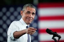 Օբաման ելույթի համար պահանջել է 400 հազար դոլարի պարգևավճար