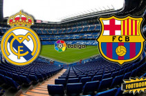 «Ռեալ»-«Բարսելոն» հանդիպումը դիտել է շուրջ 650 միլիոն մարդ