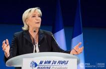 Опрос: рейтинг Ле Пен перед вторым туром вырос на один пункт за сутки