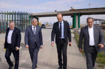 Երևան-Արտաշատ ճանապարհահատվածի երկկողմանի երթևեկությունը կվերականգնվի մայիսի 25-ին