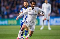 Зидан: Иско был феноменален в матче «Реала» с «Депортиво»