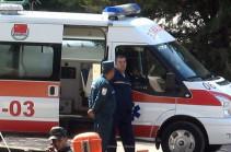 Վթարի է ենթարկվել թիվ 44 երթուղային ավտոբուսը. տուժածներ չկան