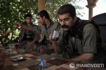РПК взяла на себя ответственность за гибель 12 турецких солдат на востоке страны