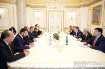 Քննարկում է լիբանանյան կապիտալով Հայաստանում երկու ներդրումային ծրագրի իրականացման հարցը