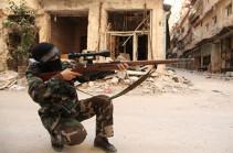 «Ջեբհաթ Ալ-Նուսրայի» գրոհայինները հարձակվել են ԻՊ-ի վրա