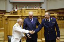 Աղվան Հովսեփյանը ռուս գործընկերոջ հետ անդրադարձել է Գյումրիում 102-րդ ռուսական ռազմաբազայի զինծառայողի սպանության դեպքին