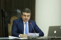 Կարեն Կարապետյանը նշանակվել է ՀՀ վարչապետ