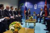 ՌԴ-ն և Թուրքիան հայտարարություն են ստորագրել առևտրի փոխադարձ սահմանափակումները հանելու մասին