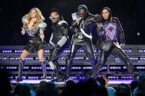 Группа Black Eyed Peas выступит перед финалом Лиги чемпионов