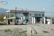 Գոգավանի սահմանային անցակետում հայտնաբերվել է ՌԴ իրավապահների կողմից հետախուզվող Վրաստանի քաղաքացի